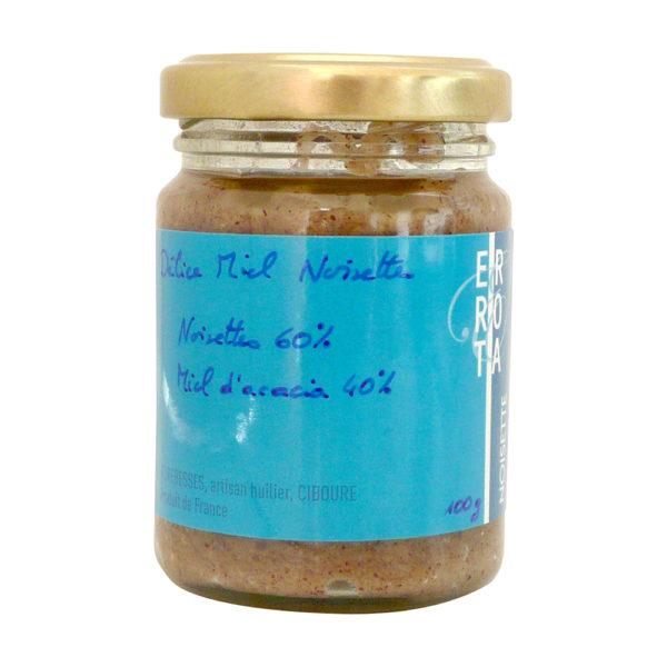 Délice miel noisette
